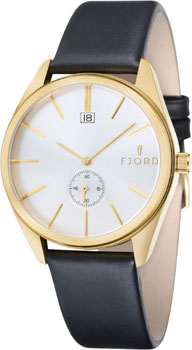 fashion наручные  мужские часы Fjord FJ-3016-04. Коллекция URSA
