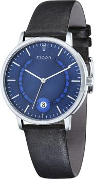 fashion наручные  мужские часы Fjord FJ-3018-02. Коллекция ANTON