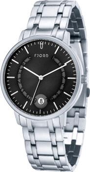fashion наручные  мужские часы Fjord FJ-3018-11. Коллекция ANTON