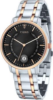 fashion наручные  мужские часы Fjord FJ-3018-33. Коллекция ANTON