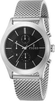 fashion наручные  мужские часы Fjord FJ-3020-11. Коллекция CHRISTOFFER