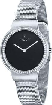 fashion наручные  женские часы Fjord FJ-6003-11. Коллекция FRIDA
