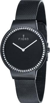 fashion наручные  женские часы Fjord FJ-6003-22. Коллекция FRIDA
