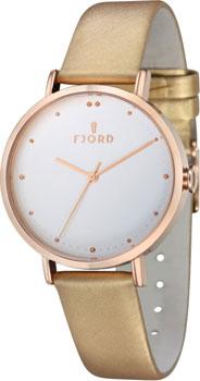 fashion наручные  женские часы Fjord FJ-6019-07. Коллекция DOTTA
