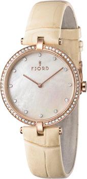 fashion наручные  женские часы Fjord FJ-6025-03. Коллекция ASLAUG