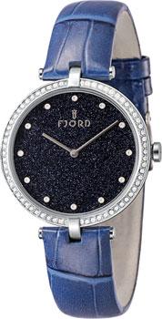 fashion наручные  женские часы Fjord FJ-6025-04. Коллекция ASLAUG