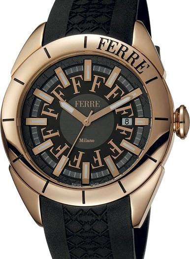 Мужские наручные fashion часы в коллекции Fabrizio Ferre Milano