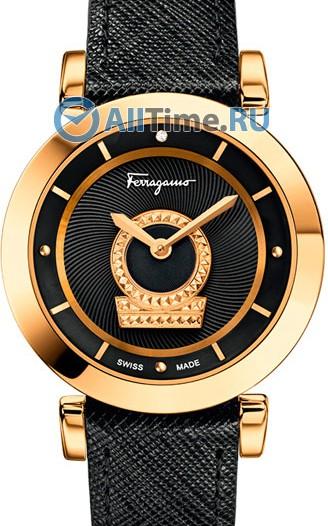Женские наручные швейцарские часы в коллекции Minuetto Salvatore Ferragamo