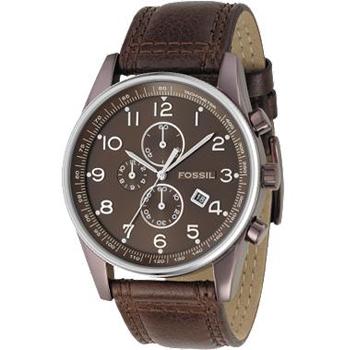 fashion наручные  мужские часы Fossil FS4309. Коллекция Arkitekt