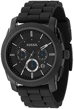 fashion наручные  мужские часы Fossil FS4487. Коллекция Chronograph