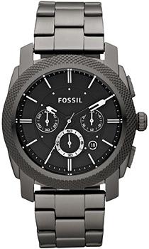 fashion наручные  мужские часы Fossil FS4662. Коллекция Chronograph