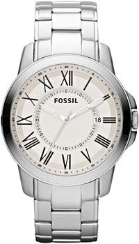 fashion наручные  мужские часы Fossil FS4734. Коллекция Grant