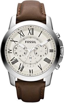 fashion наручные  мужские часы Fossil FS4735. Коллекция Grant