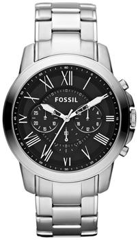 fashion наручные  мужские часы Fossil FS4736. Коллекция Grant