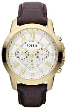 fashion наручные  мужские часы Fossil FS4767. Коллекция Grant