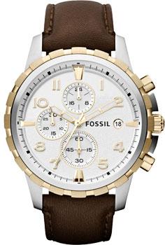fashion наручные  мужские часы Fossil FS4788. Коллекция Dean