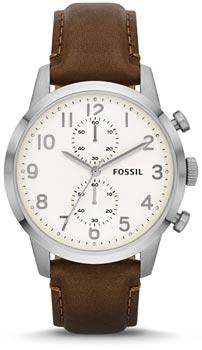 fashion наручные  мужские часы Fossil FS4872. Коллекция Townsman