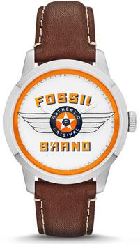 fashion наручные  мужские часы Fossil FS4896. Коллекция Special Edition Townsman