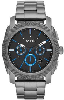 fashion наручные  мужские часы Fossil FS4931. Коллекция Machine