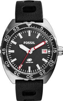 fashion наручные  мужские часы Fossil FS5053. Коллекция Breaker