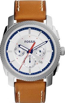 fashion наручные  мужские часы Fossil FS5063. Коллекция Sport