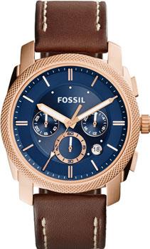 fashion наручные  мужские часы Fossil FS5073. Коллекция Grant