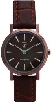 fashion наручные  женские часы Gryon G311.82.32. Коллекция Classic