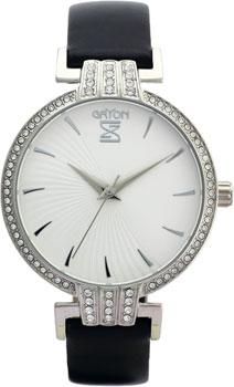 fashion наручные  женские часы Gryon G331.11.33. Коллекция Crystal