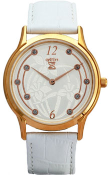 fashion наручные  женские часы Gryon G341.43.33. Коллекция Crystal