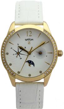 fashion наручные  женские часы Gryon G357.23.33. Коллекция Crystal