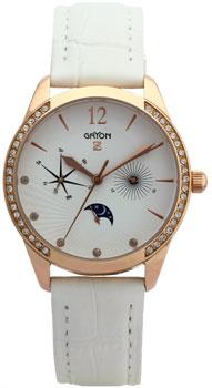 fashion наручные  женские часы Gryon G357.43.33. Коллекция Crystal