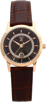 fashion наручные  женские часы Gryon G377.42.32. Коллекция Loyal