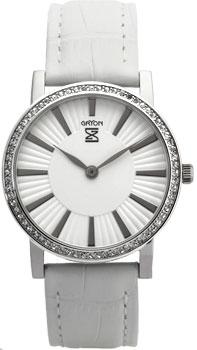 fashion наручные  женские часы Gryon G387.13.33. Коллекция Crystal