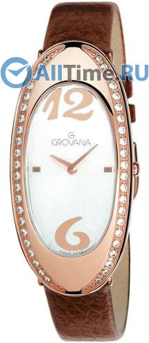 Женские наручные швейцарские часы в коллекции Fashion Grovana