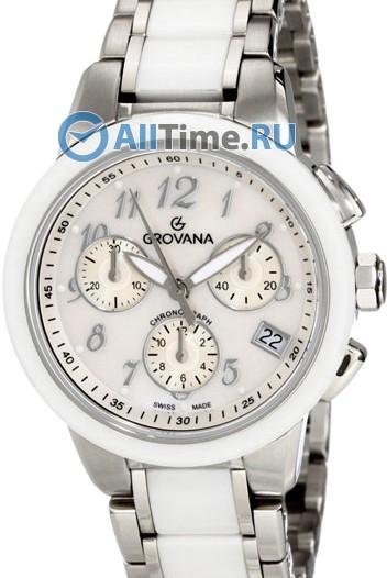 Женские наручные швейцарские часы в коллекции Sporty Grovana