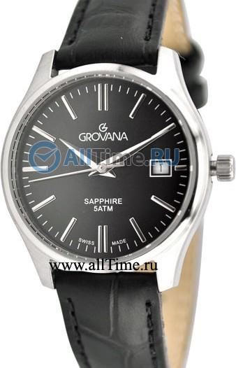 Женские наручные швейцарские часы в коллекции Tradition Grovana