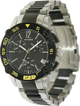 fashion наручные  мужские часы GF Ferre GF.9002M_03M. Коллекция Gents
