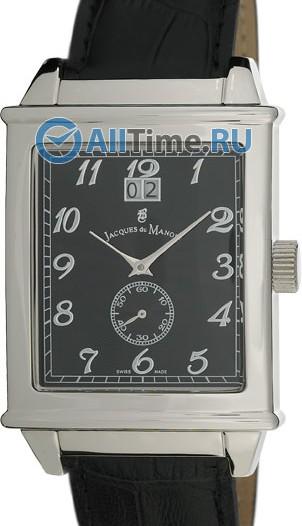 Мужские наручные швейцарские часы в коллекции Casanova Jacques du Manoir