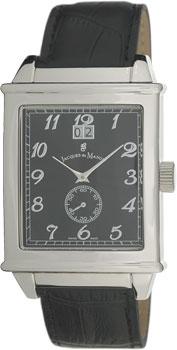 Швейцарские наручные  мужские часы Jacques du Manoir GP.4. Коллекция Casanova