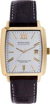 Швейцарские наручные  мужские часы Remark GR401.02.12. Коллекция Mens collection