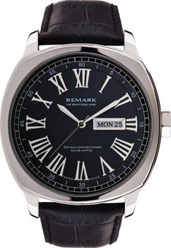 Швейцарские наручные  мужские часы Remark GR402.05.11. Коллекция Mens collection