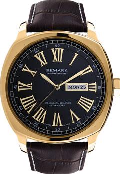 Швейцарские наручные  мужские часы Remark GR402.05.12. Коллекция Mens collection