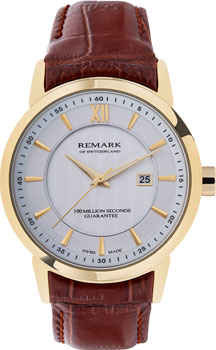 Швейцарские наручные  мужские часы Remark GR404.02.12. Коллекция Mens collection