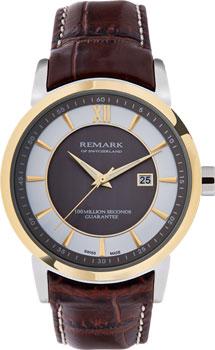 Швейцарские наручные  мужские часы Remark GR404.06.14. Коллекция Mens collection