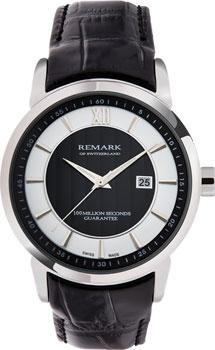 Швейцарские наручные  мужские часы Remark GR404.25.11. Коллекция Mens collection