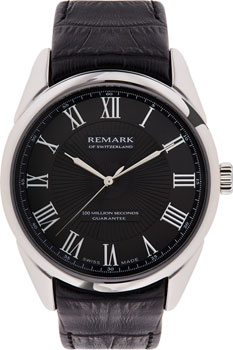 Швейцарские наручные  мужские часы Remark GR405.05.11. Коллекция Mens collection