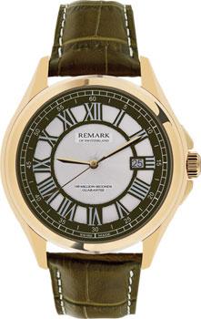 Швейцарские наручные  мужские часы Remark GR406.10.12. Коллекция Mens collection