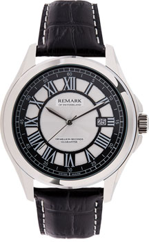 Швейцарские наручные  мужские часы Remark GR406.25.11. Коллекция Mens collection