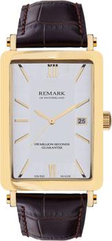 Швейцарские наручные  мужские часы Remark GR407.02.12. Коллекция Mens collection