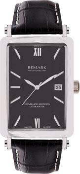 Швейцарские наручные  мужские часы Remark GR407.05.11. Коллекция Mens collection